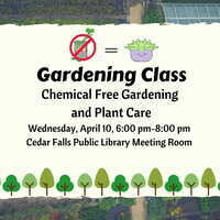 Chemical Free Gardening and Plant Care