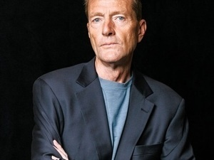 Author Lee Child and Naked Blue Band Explore Jack Reacher in Song