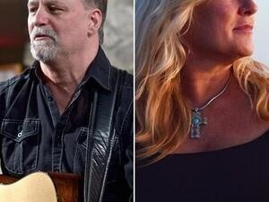 Tony Denilos & Patty Reese: Roots Cafe Singer-Songwriter Series