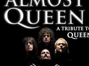Almost Queen - A Tribute To Queen