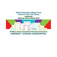 Celebrating National Library Week 2019: Building a Strong Community of Future Legal Practitioners