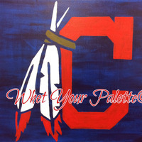 "Whet Your Palette ""Cleveland Indians"""