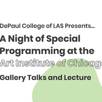DePaul Evening at the Art Institute of Chicago