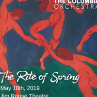 Columbia Orchestra: Rite of Spring