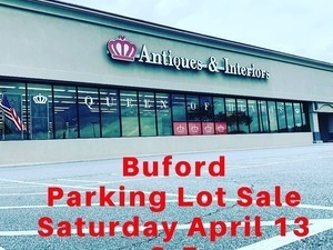Buford Queen of Hearts Parking Lot Sale