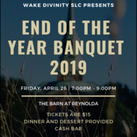 School of Divinity End of Year Banquet (EOYB)