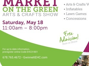 Market On The Green Arts and Craft Show