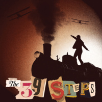 """Rep Stage Presents: """"The 39 Steps"""""""