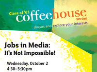 Jobs in Media Coffeehouse