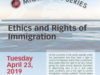 Ethics and Rights of Immigration