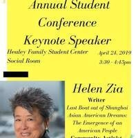 Women's and Gender Studies Annual Student Conference