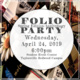Folio Spring Edition Release/Anniversary party