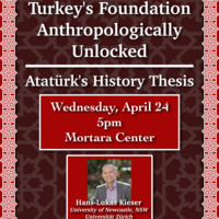 Turkey's Foundation Anthropologically Unlocked: Atatürk's History Thesis