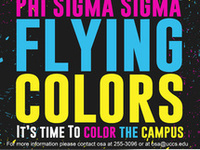 "Phi Sigma Sigma's ""Flying Colors"""