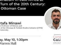 Imperialism in East Africa at the Turn of the 20th Century: The Ottoman Case - Mostafa Minawi