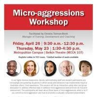 Micro-aggressions Workshop