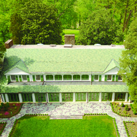 Object of the Month: Reynolda's Roof