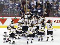 Emmanuel OSAMP Presents: Boston Bruins v. New Jersey Devils (Reserve Your Tickets!)