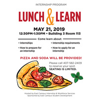 Internship Lunch & Learn