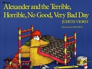 Cultural Events Series - The Two Beans Production presents Alexander and theTerrible, Horrible, No Good, Very Bad Day