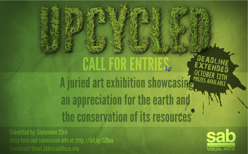 Upcycled Exhibition