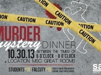 SAB Special Events: Murder Mystery
