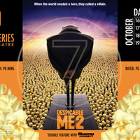 Film Showing: Despicable Me 2