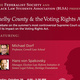 A Debate: Shelby County and the Voting Rights Act