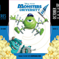 Film Showing: Monsters University