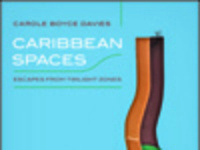 Black Authors/New Books Series: Caribbean Spaces/Tropic Tendencies