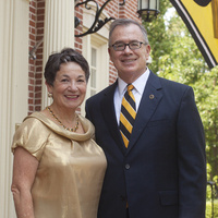 Chancellor Deaton's Retirement Reception