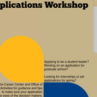 Applications Workshop