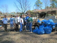 Cary Lake Cleanup