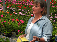 Cornell Cooperative Extension of Broome County's 2013 Greenhouse Education Day