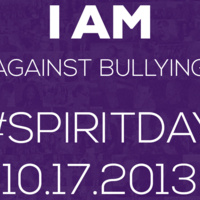 #Spiritday: Take a Stand Against Bullying