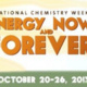 Alpha Chi Sigma Presents: Energy Now and Forever Demo Day
