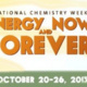 Alpha Chi Sigma Presents: Energy Now and Forever Reception