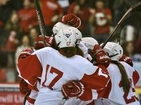 Big Red Women's Ice Hockey vs Northeastern for United Way