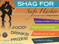 Shag for Safe Harbor