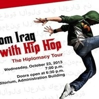 From Iraq with Hip Hop, The Hiplomacy Tour