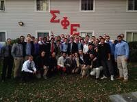 3rd Annual SIgEp Halloween Party