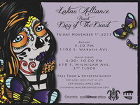Día de los Muertos (Day of the Dead) Celebration