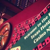 THE 2ND ANNUAL CASINO NIGHT at the Library