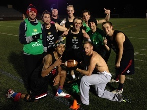 Turkey Cup Flag Football Tournament