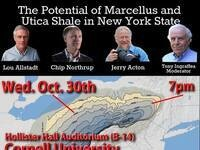 Marcellus and Utica Shale Gas Potential in New York State