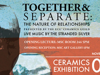 SAB Visual Arts: Ceramics Exhibition Opening Reception