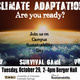Campus Sustainability Day: Are you ready to adapt?