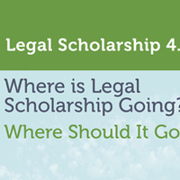 Legal Scholarship 4.0: Looking Toward the Future
