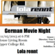 German Movie Night: Lola Rennt