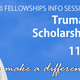 URI Fellowships Info Session - Truman Scholarship